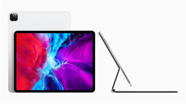 合上保护壳,2020款苹果iPad Pro就可断开麦克风硬件连接