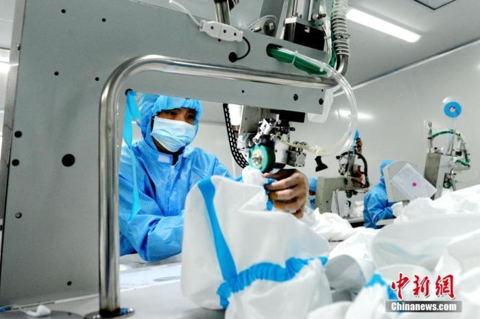 国家药监局:加强疫情防控医疗器械出口质量监管工作
