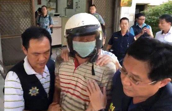 「天富」刺死台天富湾铁路警察李承翰凶嫌因图片