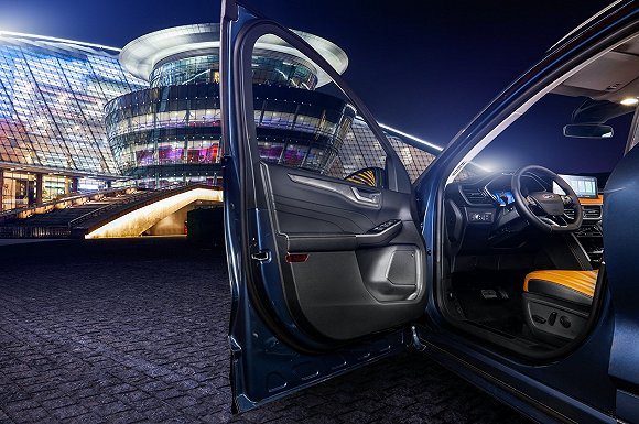"""这款福特新车正在为中国消费者创造一种""""动森式逃离"""""""