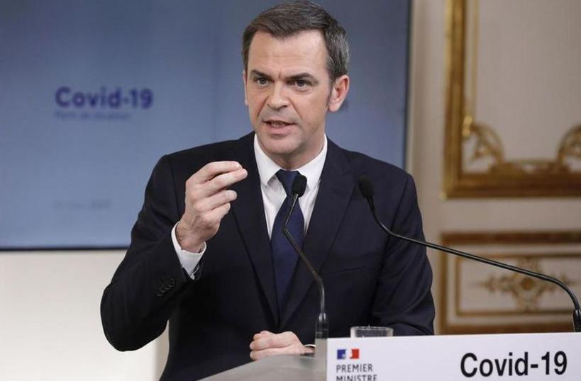 法国卫生部长:在中国订购口罩接近20亿个图片