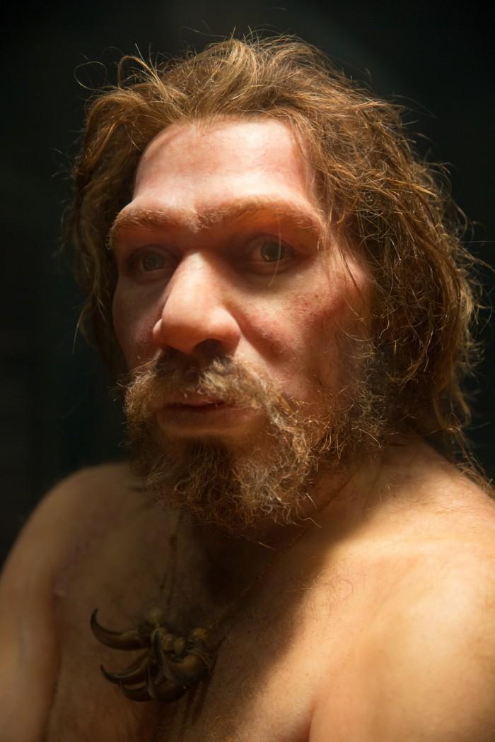 研究表明人类祖先智人与尼安德特人和杰尼索瓦人之间有着密切的关系