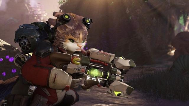 亚马逊开发的科幻射击游戏《Crucible》 5月发布