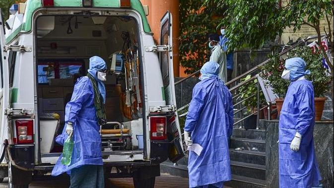 印度将采用血液抗体检测快速筛选新冠病毒感染者