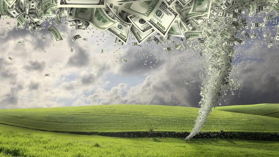 全球股市已蒸发18万亿美元!国际金融协会:新兴市场股票远比美股便宜
