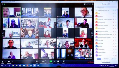 15000个用户视频被公开围观 全球最大视频会议应用Zoom被爆严重隐私漏洞