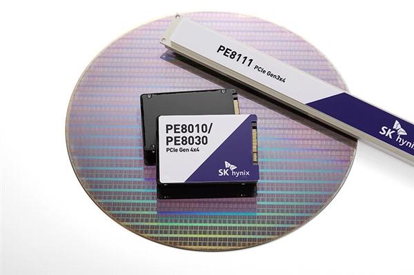 SK海力士进军PCIe 4.0 SSD:密度世界第一、轻松32TB