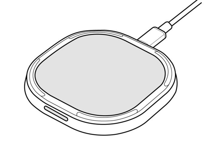 一加WarpCharge30无线充电板细节曝光