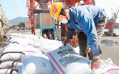 中国以实际行动扩大进口