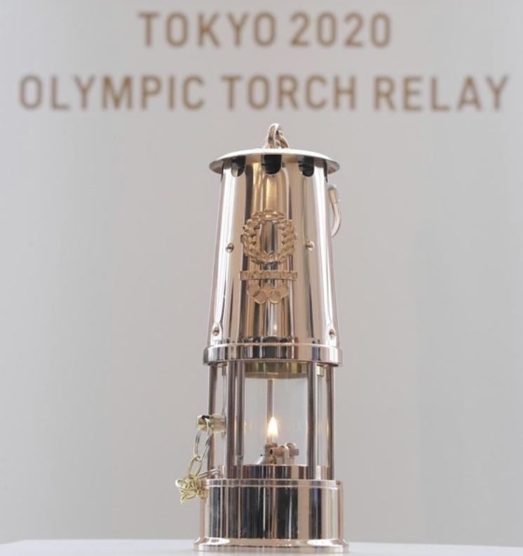 东京奥组委决定停止在福岛的圣火展览