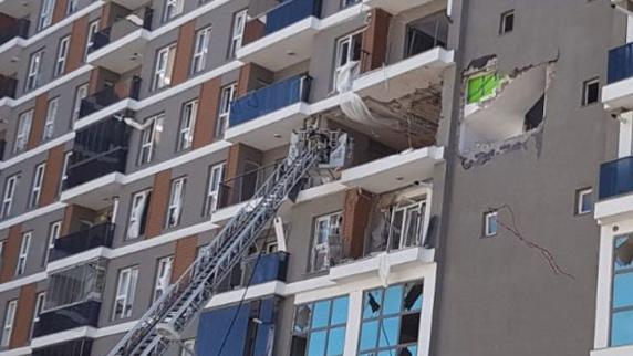 土耳其伊斯坦布尔一民宅发生爆炸 三人受伤送医