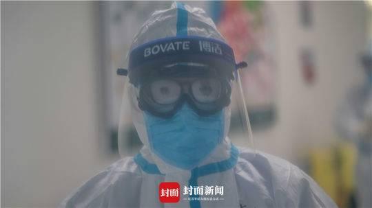 断绝病房的援鄂护士