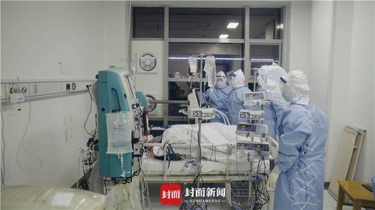 同济医院光谷院区ICU