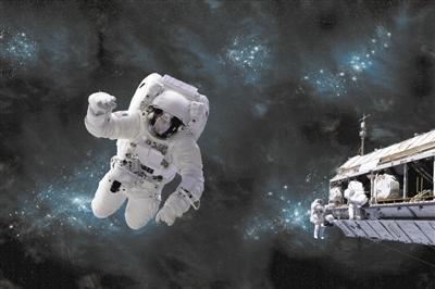 地球疫情暴发 逃到太空就真的安全了?