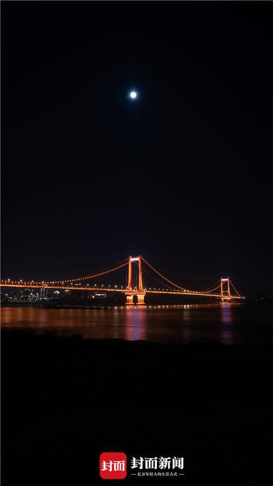 正月十五 玉轮与桥