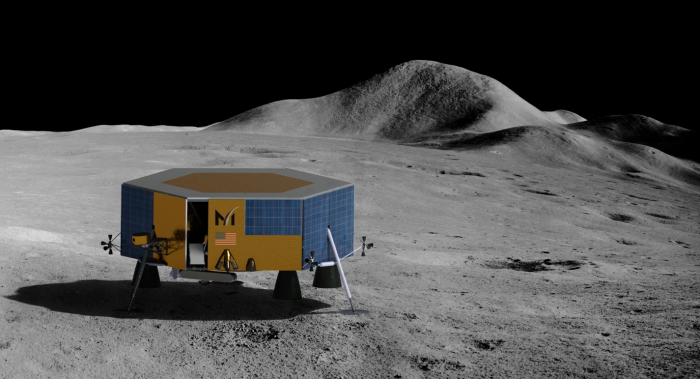 Masten太空系统公司被NASA选中向月球南极运送有效载荷