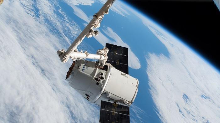 SpaceX宣告初代龙式货运飞船已正式退役
