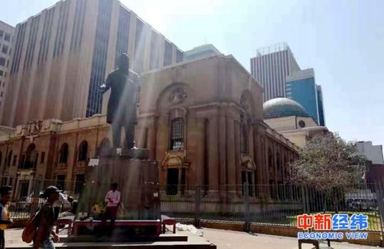 南非约翰内斯堡街景 受访者供图