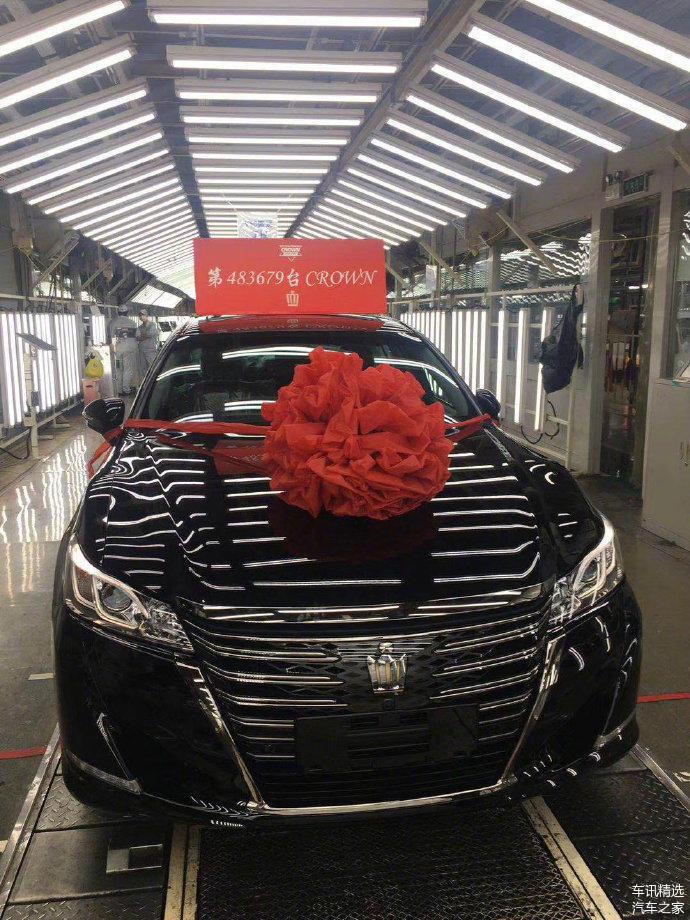 皇冠正式停产,普拉多6月停产,国产丰田再无经典