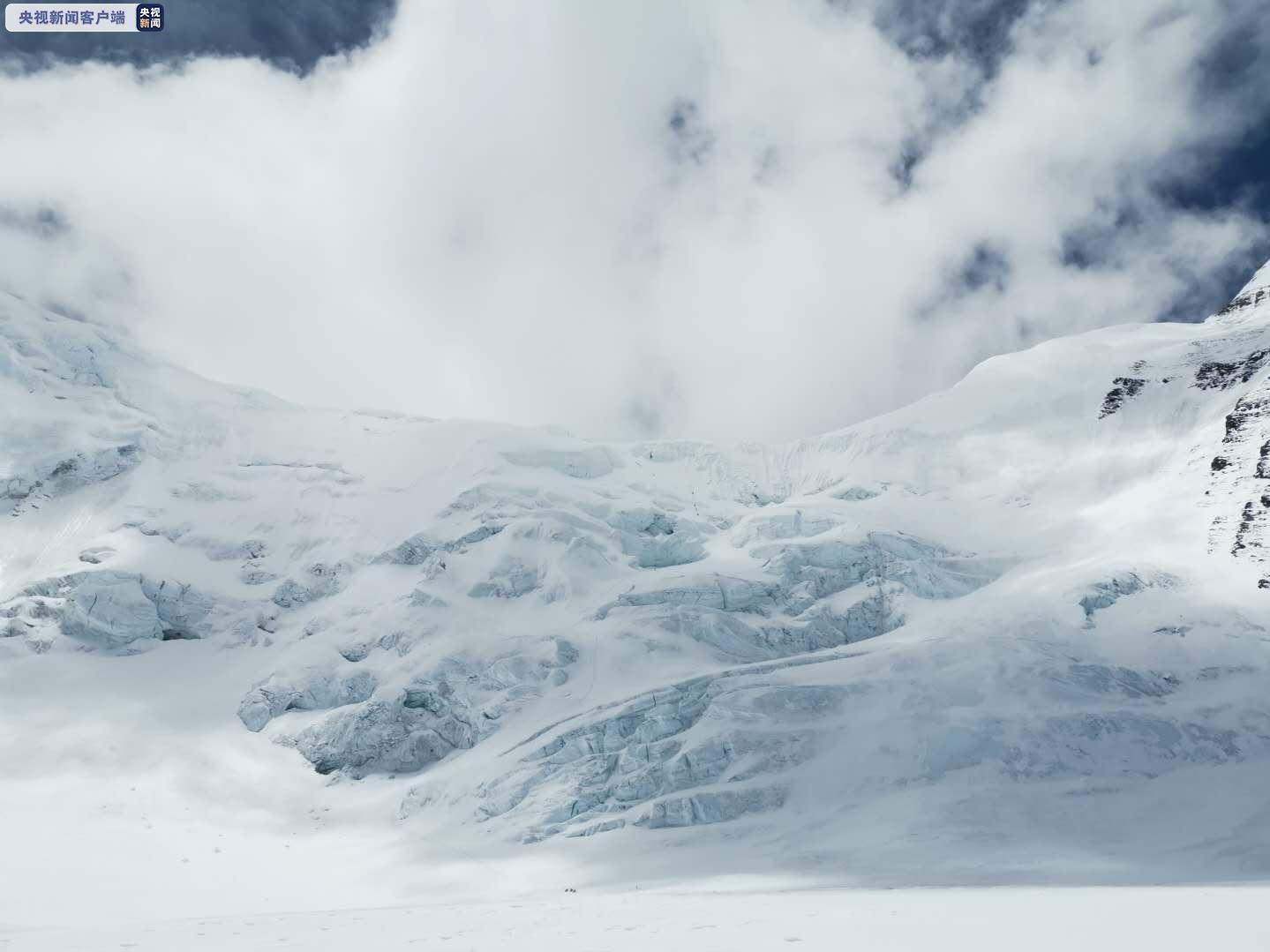 △北坳冰壁 图片拍摄:次落