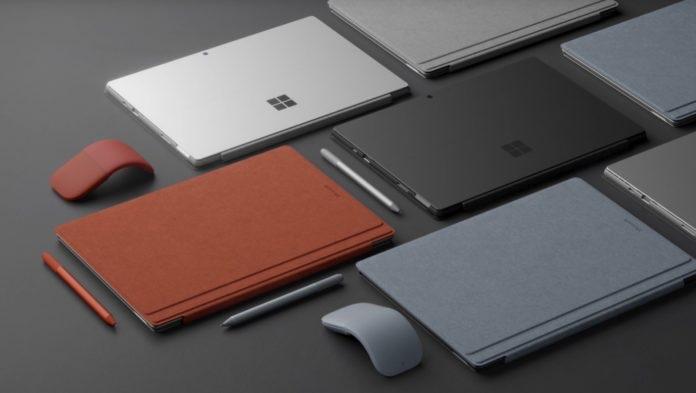 下一代SurfacePro重要功能曝光:边框无线充电