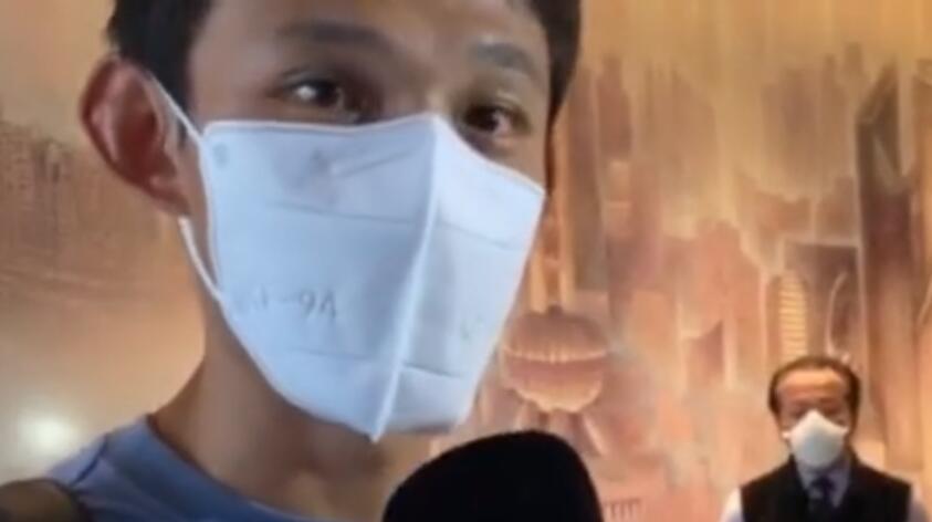王燊超:望能再次为国家队出战,进到40强赛的大名单