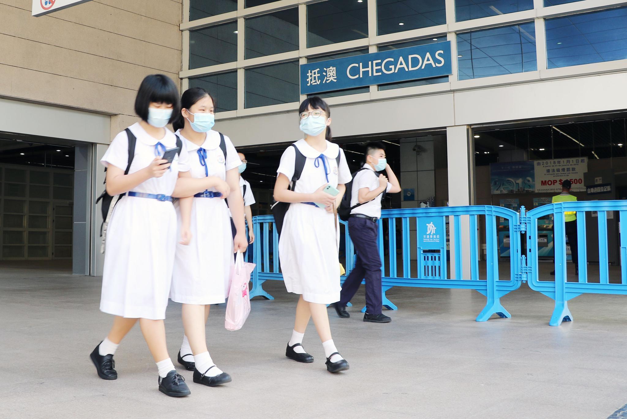 【赢咖3】门约13万名初中生11日正式复课赢咖3图片