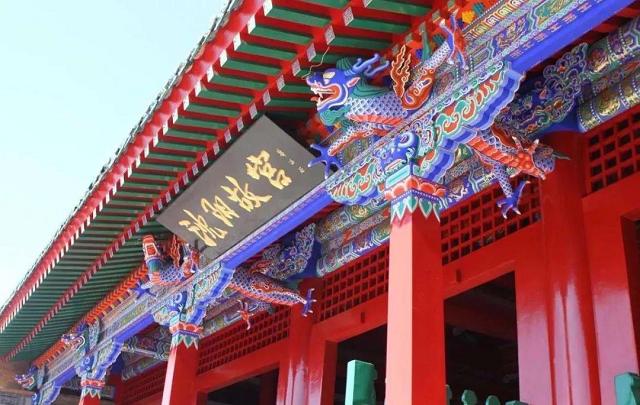 辽宁沈阳10家博物馆的室内外展馆全部正常开放图片