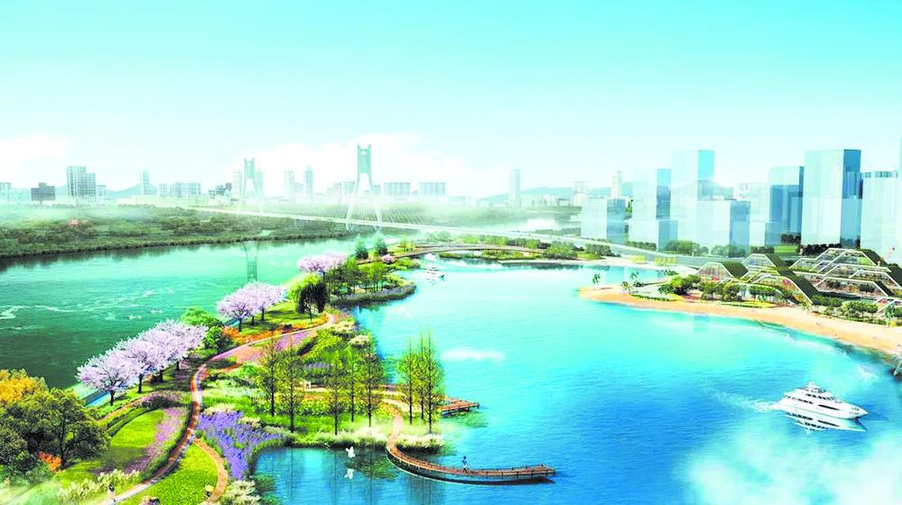 「杏悦注册」湿地公园预计年底和市民见面杏悦注册图片
