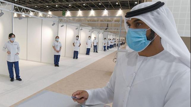阿拉伯海湾地区新冠肺炎确诊病例超过十万
