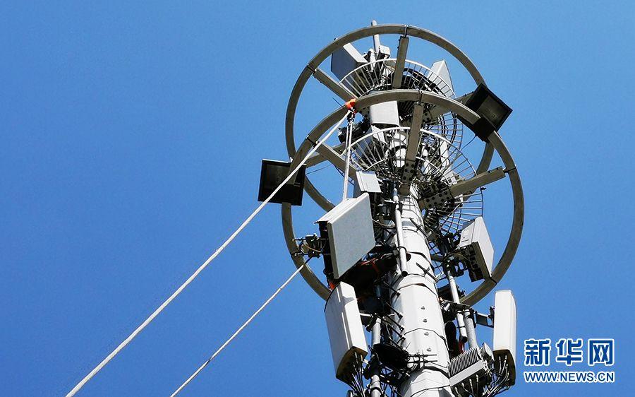 摩天娱乐:湖北5G网络建设复工按下摩天娱乐快图片