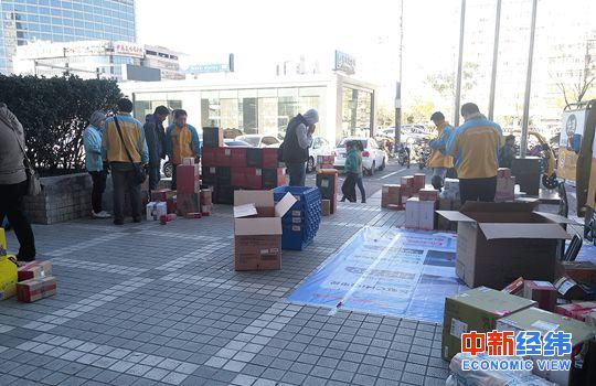 国家邮政局:5月14日起所有发往北京的快递二次安检