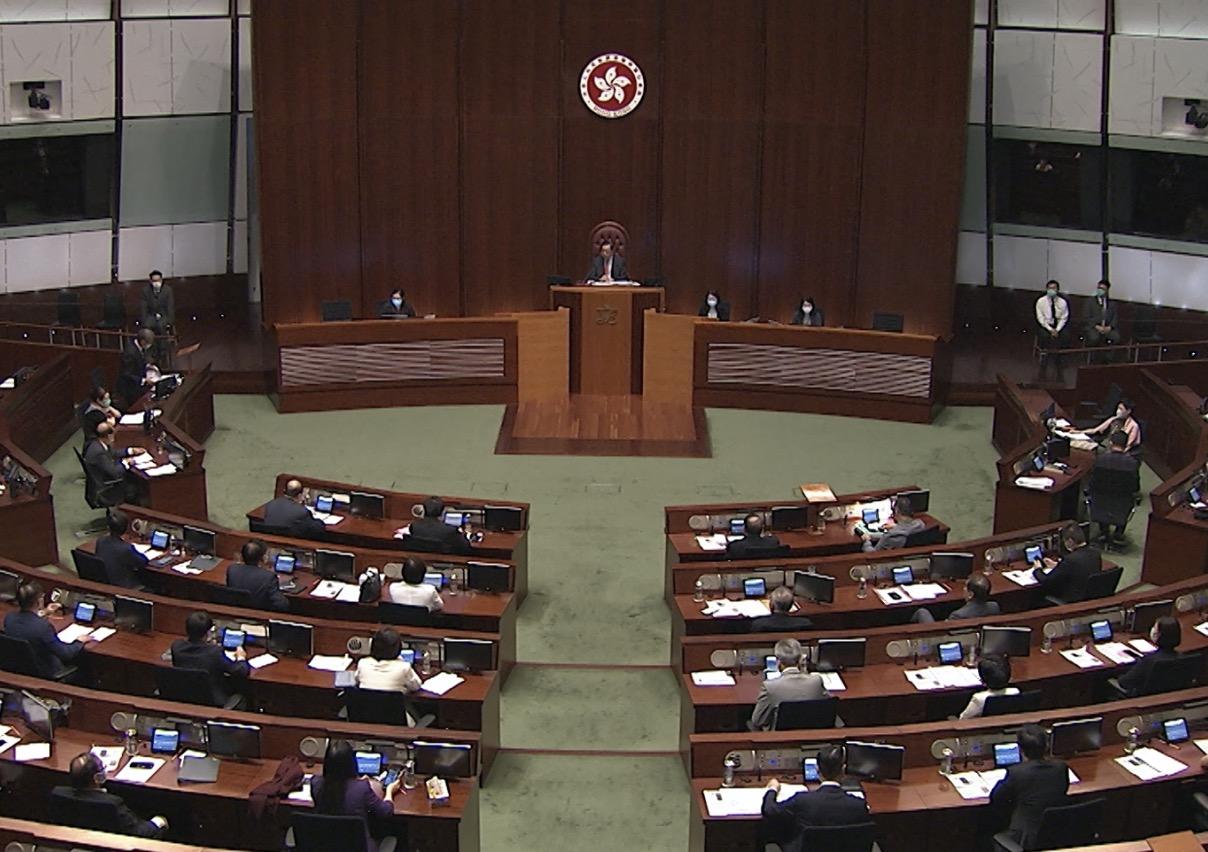 立法会通过财政预算摩天登录,摩天登录图片