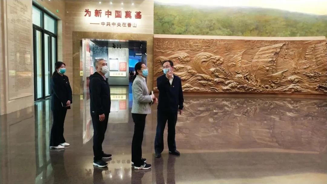 摩天注册:一线|镜头北京各级摩天注册纪检监察组织图片
