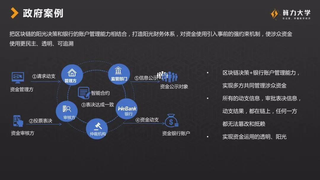 腾讯云区块链敖萌:阳光决策、政务诚信,区块链开启政府治理新模式|区块链产业-比特见闻