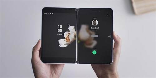 微软将推出双屏手机,搭载骁龙855!