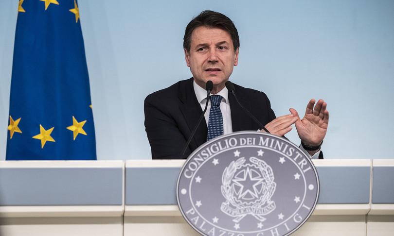 意大利总理孔特 (图自意大利媒体)