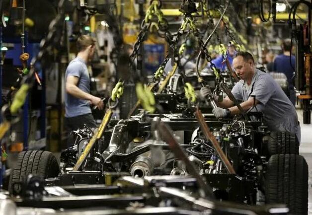 美国制造业工场 资料图