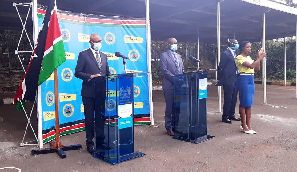 肯尼亚新增25例新冠肺炎确诊病例 累计确诊912例