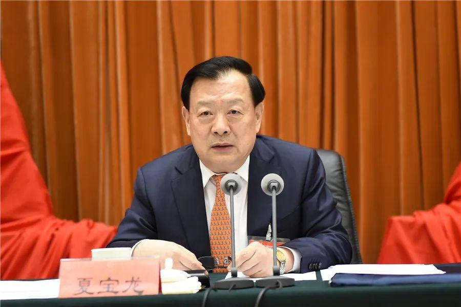 摩鑫:夏宝龙不再兼摩鑫任全国政协秘书图片