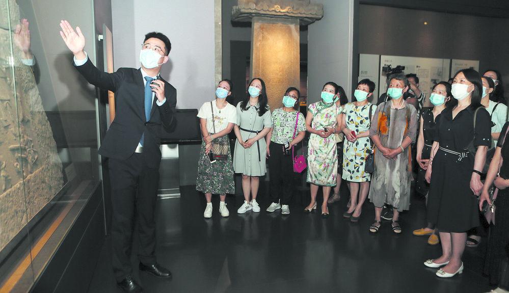 国际博物馆日 成都各大博物馆献上新玩法图片