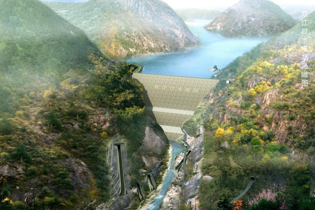 「摩天娱乐」界第一高坝摩天娱乐建设进入新图片