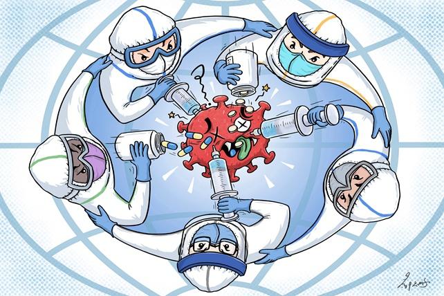 【摩天官网】须携手摩天官网构建人类卫生健康图片