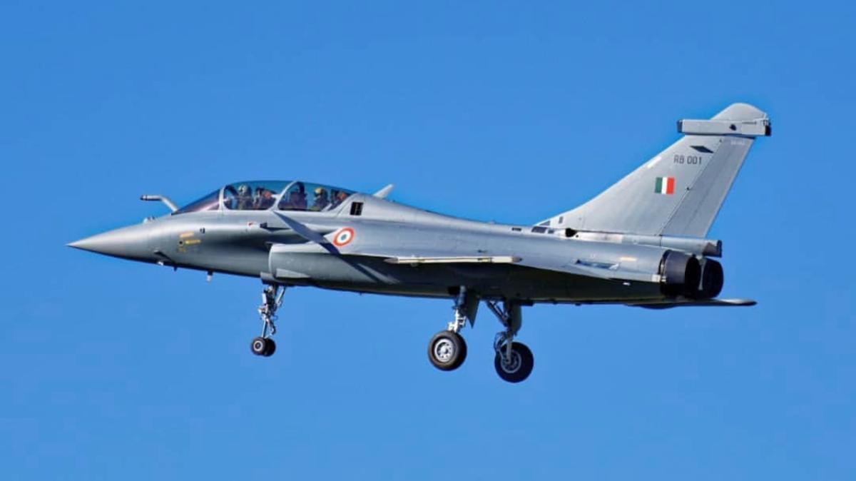 印军拟购450架战机威胁有多大 专家回应图片
