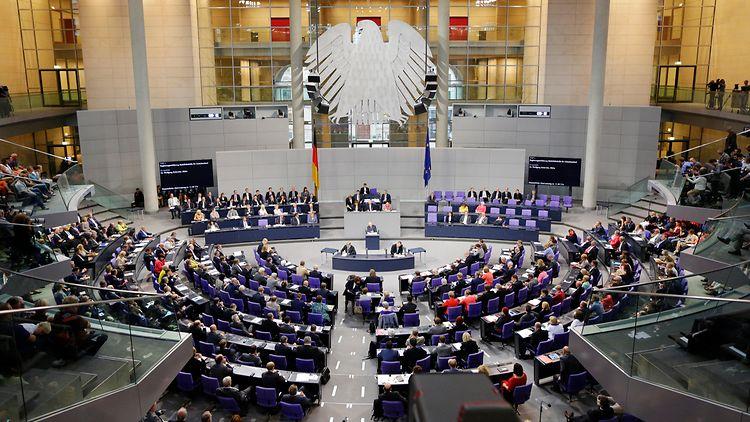 德联邦议会报告:美国向中国索赔不可能实现图片