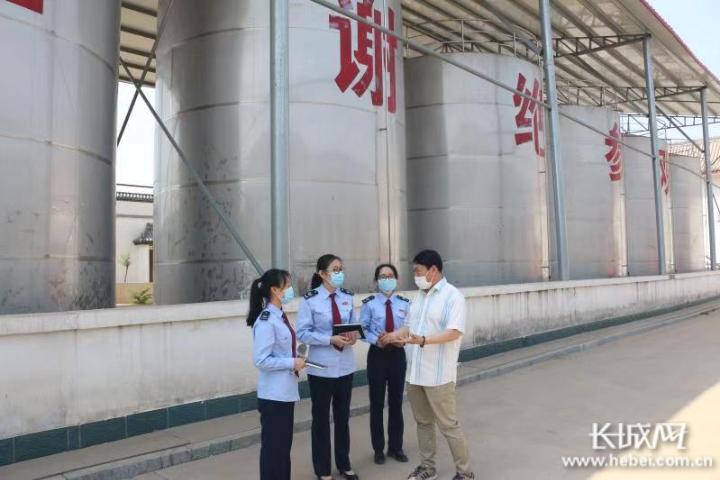 顺平县税务局:加强税收分析 服