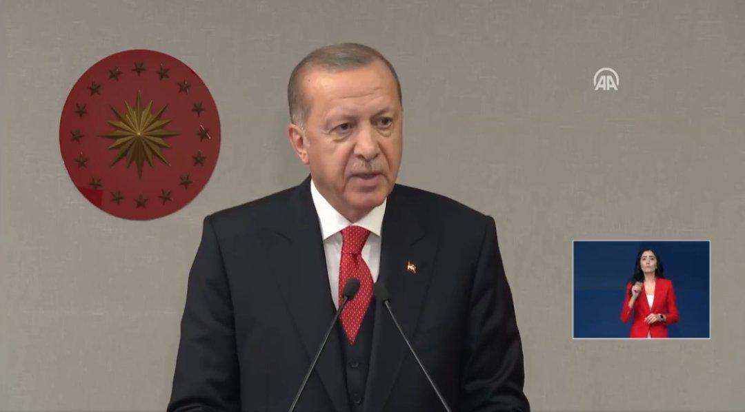 △ 土耳其总统埃尔多安 来源:当地媒体