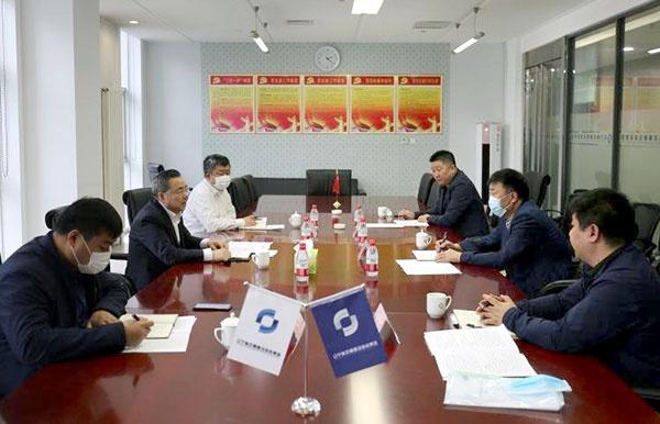 辽宁省交通建设投资集团:集体约谈重大项目负责人图片