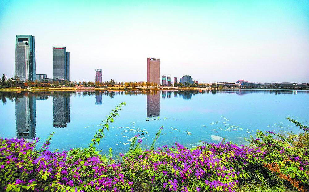 摩鑫招商心首批支撑项目在成都摩鑫招商科学城图片