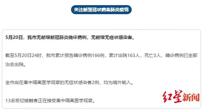 【摩鑫官网】成都现有2摩鑫官网例无症状图片